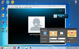 Как программу скайп видео